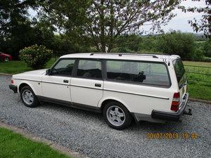 1991 Volvo 240 gl estate glt wheels, mot, PRICE DROP