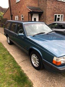 1996 Volvo 940 Estate Manual 76k miles