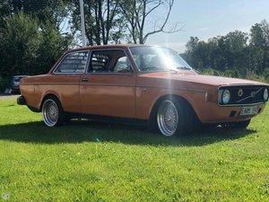 1974 Volvo 142 coupe