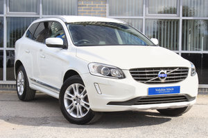 2015 15 VOLVO XC60 2.0 D4 SE LUX GEARTRONIC