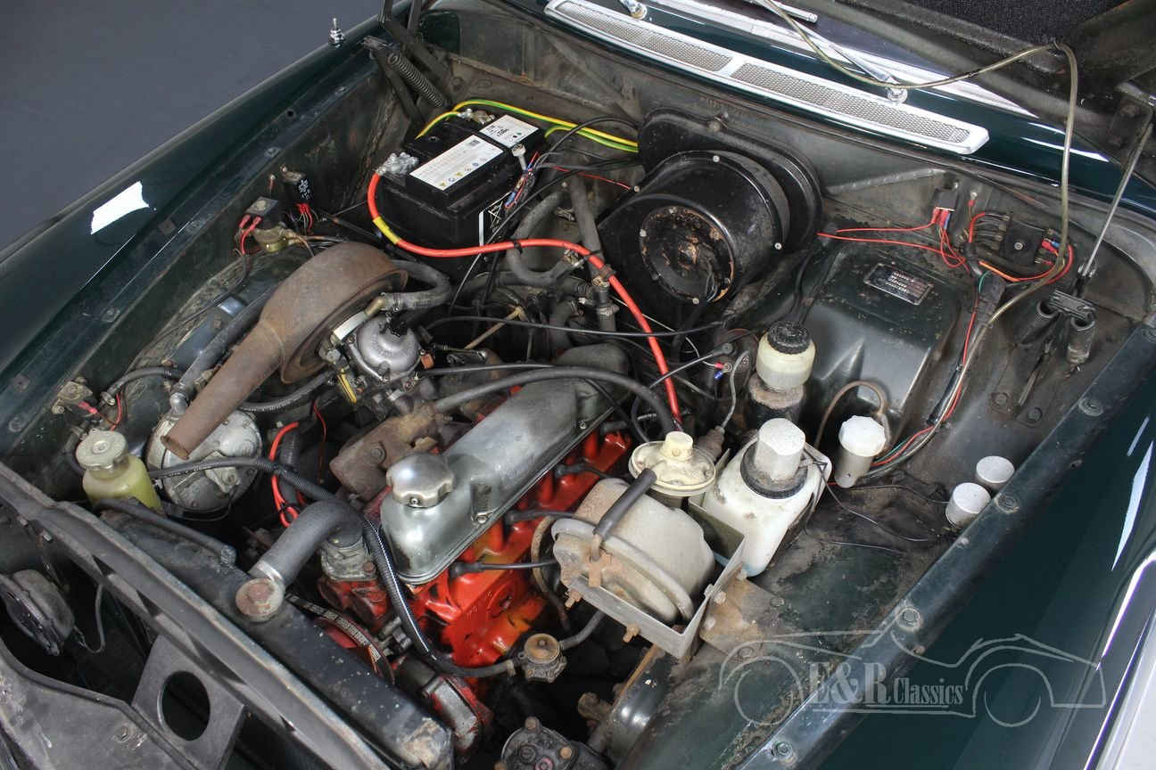 Volvo Amazon 1968 Overdrive For Sale (picture 4 of 6)