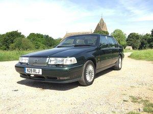 1995 Volvo 960 2.5 auto