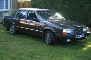 1984 Volvo 760 gle turbo diesel  For Sale