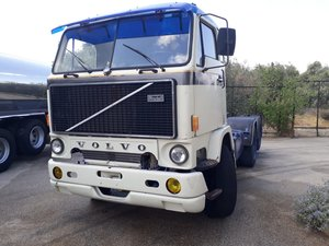 1977 VOLVO F89 6X2 tractor unit