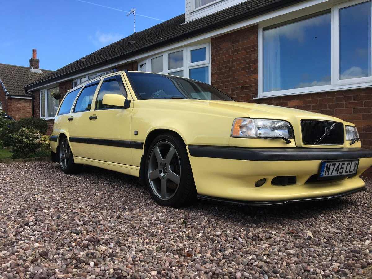 1995 Volvo 850 T-5R ( T5R 850R ) SOLD (picture 3 of 6)