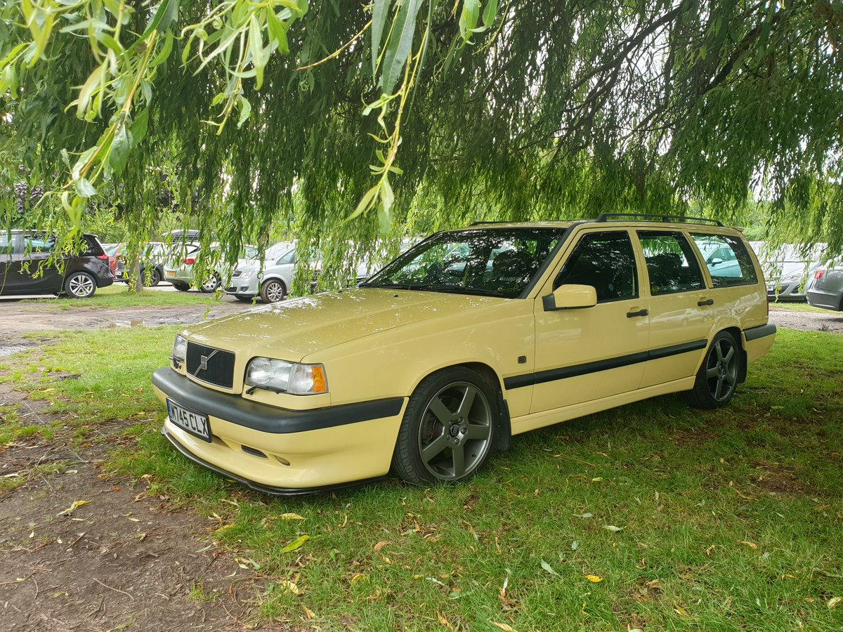 1995 Volvo 850 T-5R ( T5R 850R ) SOLD (picture 6 of 6)