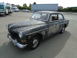 VOLVO AMAZON 1.8 122S 2DR LHD MANUAL (1966)