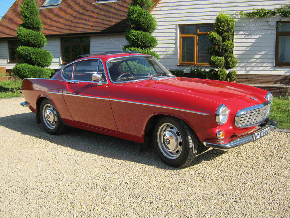 1969 VOLVO P1800S COUPE. 2.0 LITRE/CARBS MODEL. For Sale (picture 1 of 6)