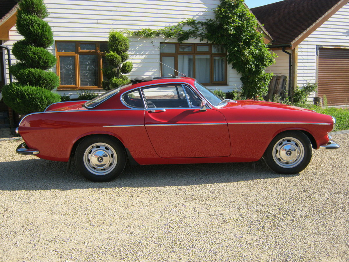 1969 VOLVO P1800S COUPE. 2.0 LITRE/CARBS MODEL. For Sale (picture 4 of 6)