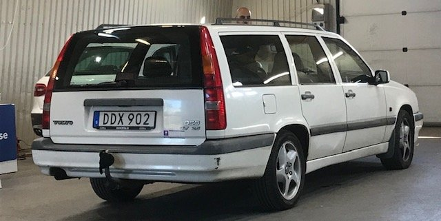 1997 Volvo 850 For Sale (picture 1 of 3)