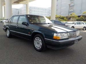 1991 Volvo 960 3.0ltr Saloon Automatic For Sale