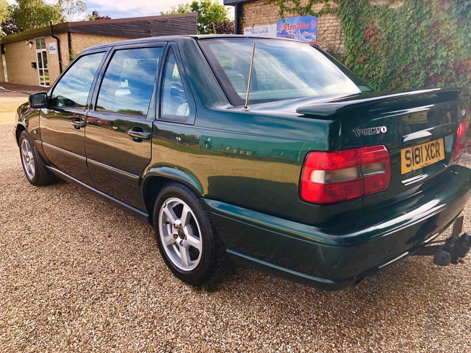 1999 Volvo S70 2.5 5 Cylinder [168 BHP] Automatic For Sale (picture 3 of 6)