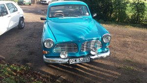 1967 Volvo AMAZON 122S For Sale