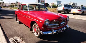 1964 Volvo Amazon 122s coupe b18