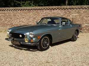 1971 Volvo P1800 E fully documented, two owners from new, origina