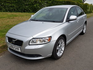 2009 Volvo s40 1.8 se saloon For Sale