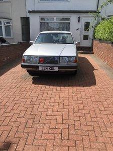 1992 Cherished Volvo