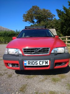 1998 Volvo V70 XC AWD VGC Red