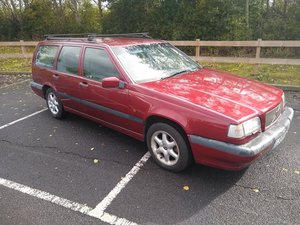 1994 Volvo 850 2.5 20V last owner since 2000 for auction