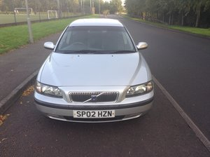 2002 V70 Full history mainly volvo low miles mot no adv