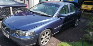 2003 S60, part service history, great runner