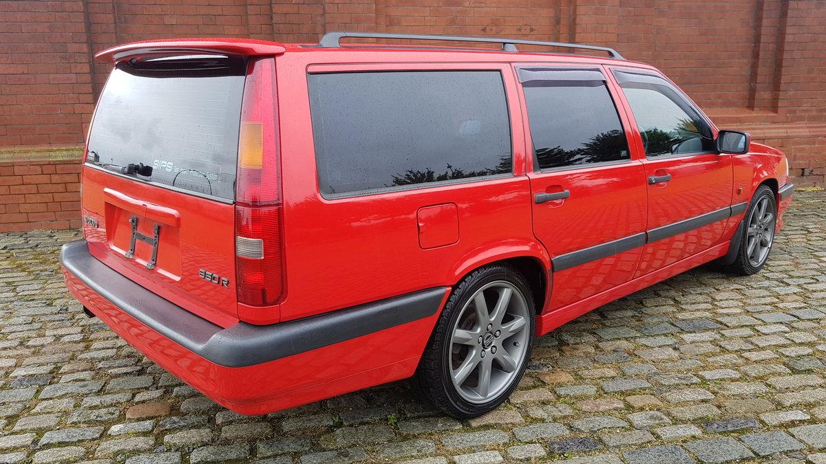1996 VOLVO 850R ESTATE 2.3 AUTOMATIC RARE MODERN CLASSIC * FRESH  For Sale (picture 2 of 6)