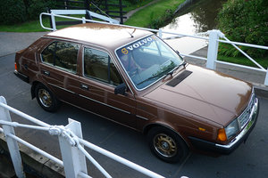 1983 Volvo 360/365 - 1 family owner - superb history
