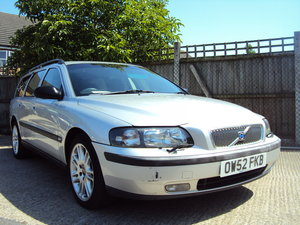 2003 Volvo V70 SE AUTOMATIC –  Petrol – With Good Service History