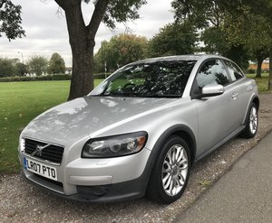 2007 Volvo C30 1.6D SE 110BHP Excellent condition throughout