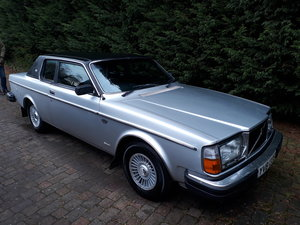 1979 Volvo 262 Coupe Auto 20,000 miles  For Sale by Auction