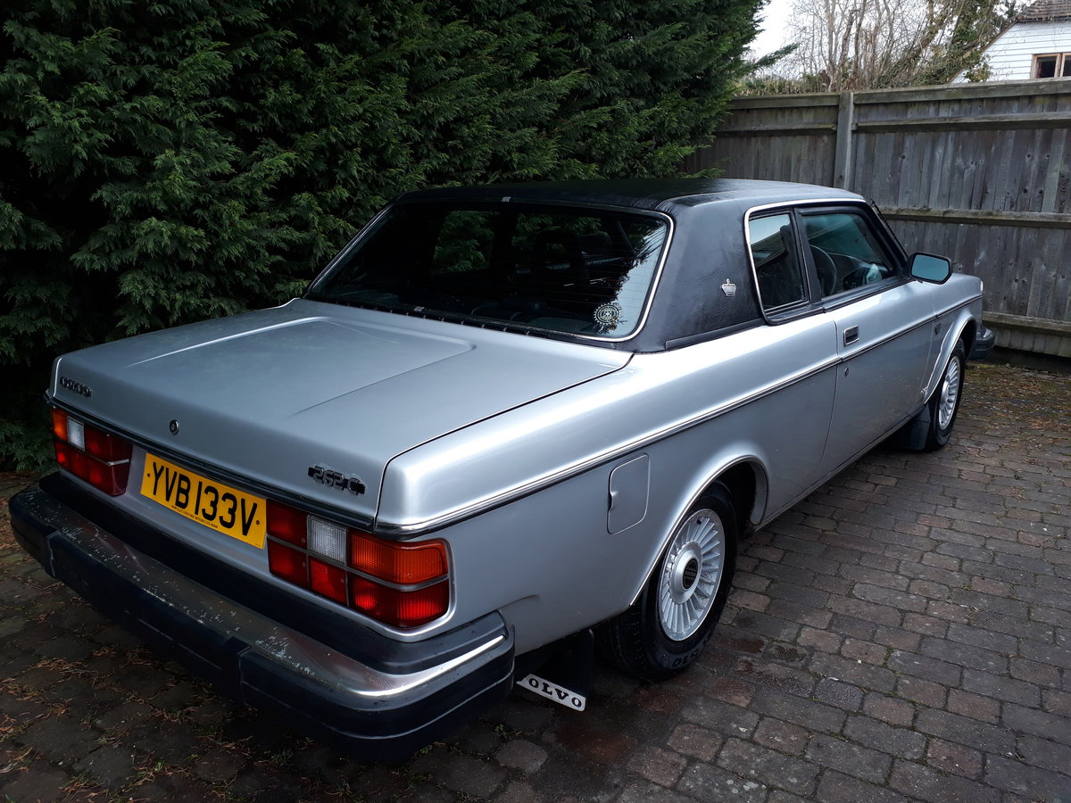 1979 Volvo 262 Coupe Auto 20,000 miles for Auction 16th/17th July SOLD by Auction (picture 6 of 6)