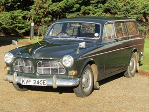 1967 Volvo Amazon Estate at ACA 2nd November