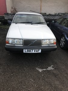 1994 Volvo 940se saloon