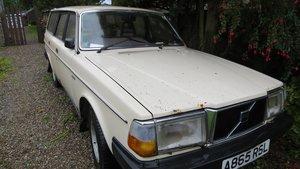 1983 Volvo 240DL