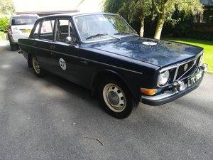 1972 Volvo 144 Deluxe 12months MOT