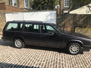1995 Volvo 940SE LPT automatic estate