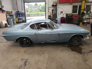 1962 Wanted - Volvo P1800 Body panels - New or used  Wanted
