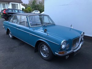 1969 Volvo 164 3.0L 6 Cylinder For Sale