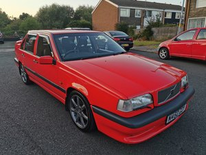 1996 VOLVO 850R  For Sale