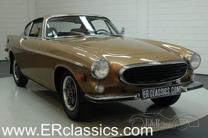 Volvo P 1800 E coupe 1971 in very beautiful condition
