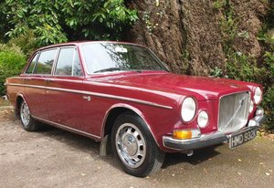 1971 Volvo 164 Automatic at ACA 2nd November