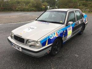 1995 Volvo 460GLT, 1998cc