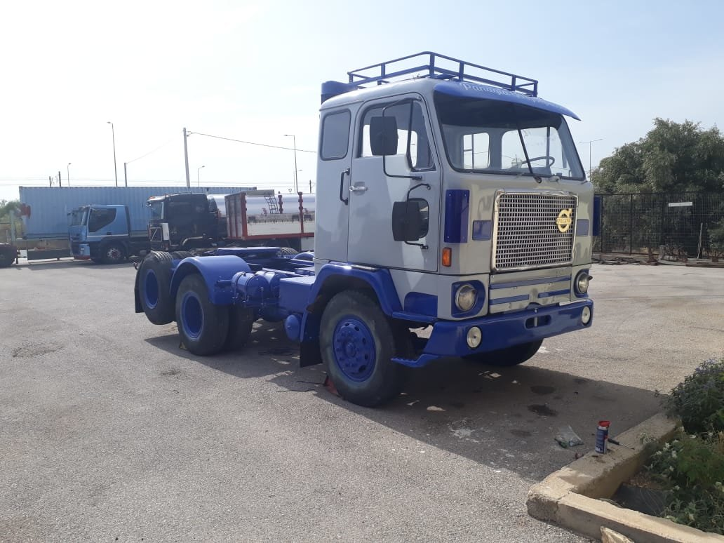 1970 VOLVO F88 6X2 tractor unit For Sale (picture 1 of 6)