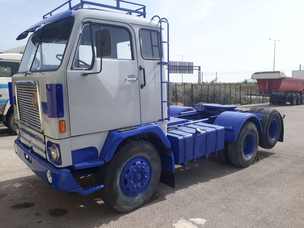 1970 VOLVO F88 6X2 tractor unit For Sale (picture 2 of 6)