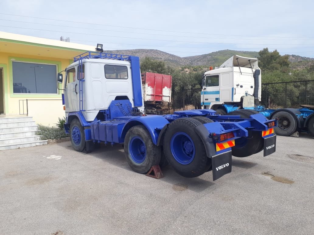 1970 VOLVO F88 6X2 tractor unit For Sale (picture 3 of 6)