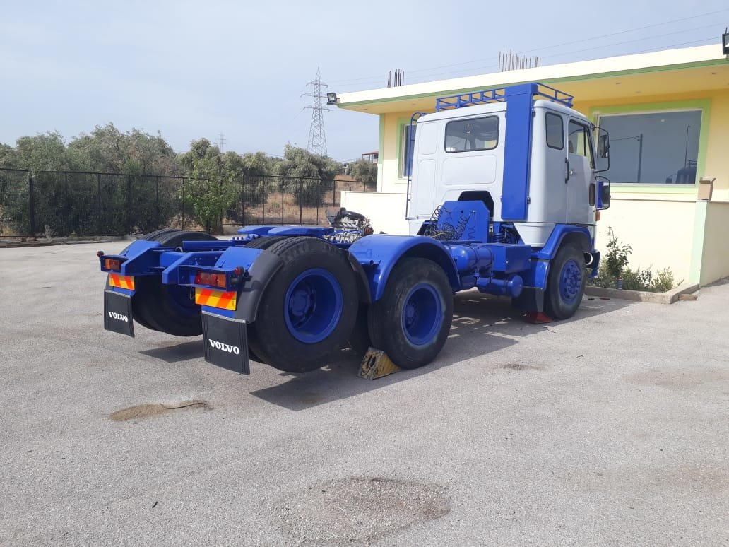 1970 VOLVO F88 6X2 tractor unit For Sale (picture 4 of 6)