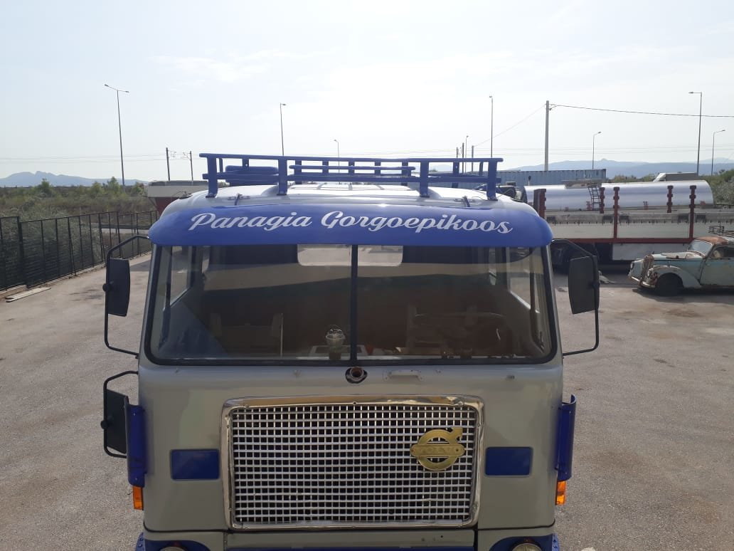 1970 VOLVO F88 6X2 tractor unit For Sale (picture 6 of 6)
