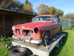 1966 Volvo Amazon LHD project - nice spec!