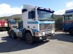 1991 Volvo F16. 6x2 485ps For Sale