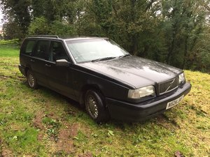 1995 Volvo 850 GLE estate - 7 seater - 2.5 10V petrol
